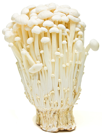 Сырые грибы еноки (Золотые нити)