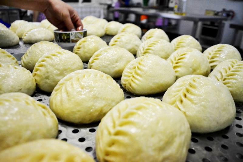 Корейские паровые пирожки в Москве заказ