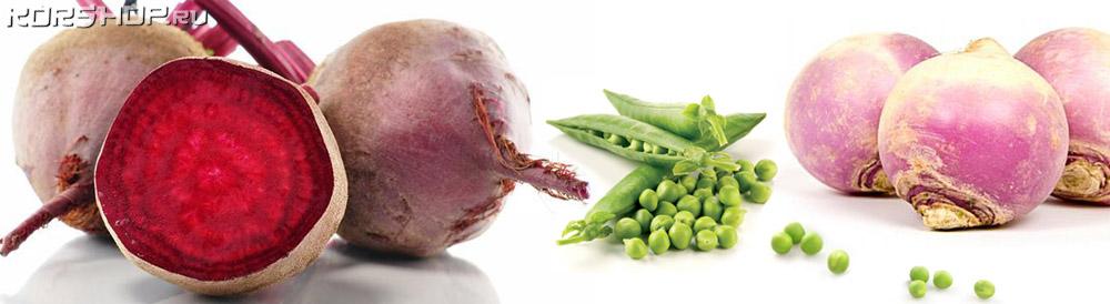 белок овощи свела зеленый горошек репа