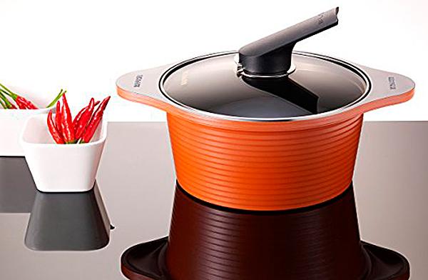Керамическая кастрюля Alumite от торговой марки Happycall.