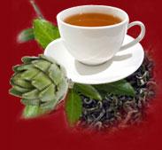 Чай из артишока вьетнам фото