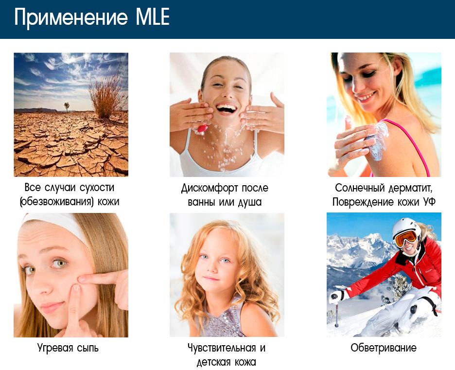Применение косметики Atopalm.