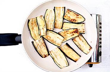 Пошаговый рецепт приготовления баклажанов с тофу