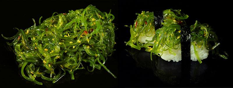 Акция: Чука-салат по низкой цене!