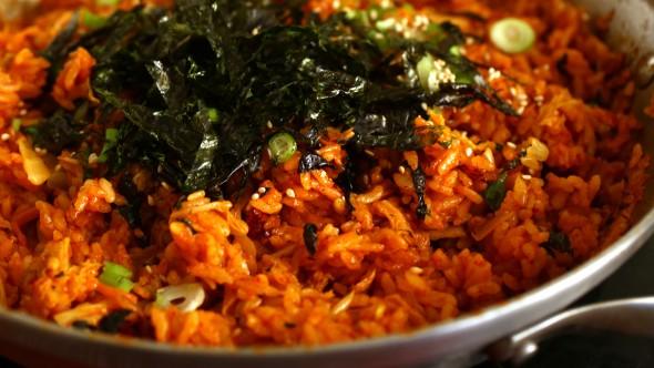 Фото-рецепт кимчи поккым паб