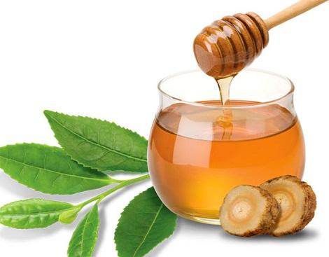 Женьшеневый мёд.
