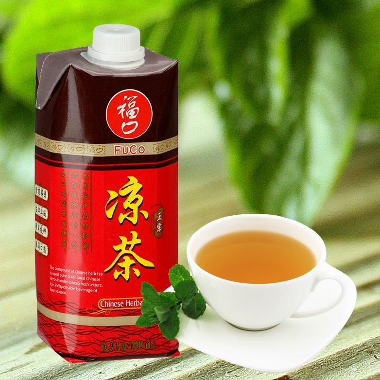 Китайский травяной чай FuCo по сниженной цене.