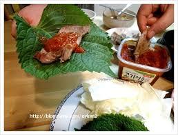 Самдян - отличное дополнение к мясу