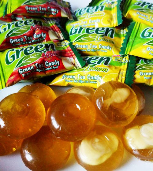 Вьетнамские сладости с имбирём.