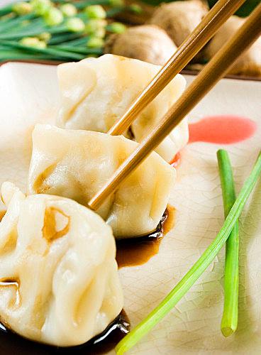 Цзаоцзы - китайские пельмени.