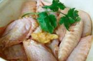 Приготовление куриных крылышек по-китайски.
