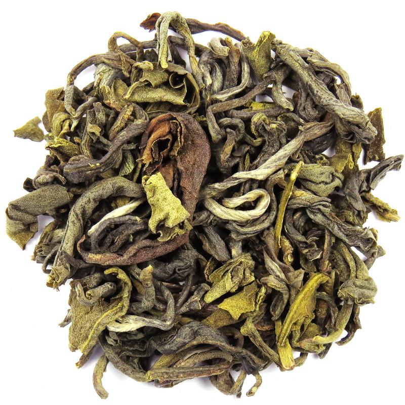 Вьетнамский зеленый чай.