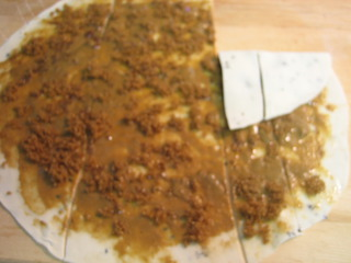 Рецепт слоёного пирога.