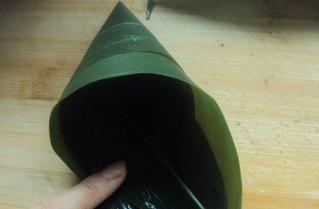 Бамбуковый лист для цзунцзы.