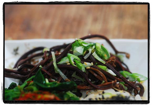 папоротник орляк салат фото
