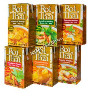 Набор из тайских супов со скидкой 20%