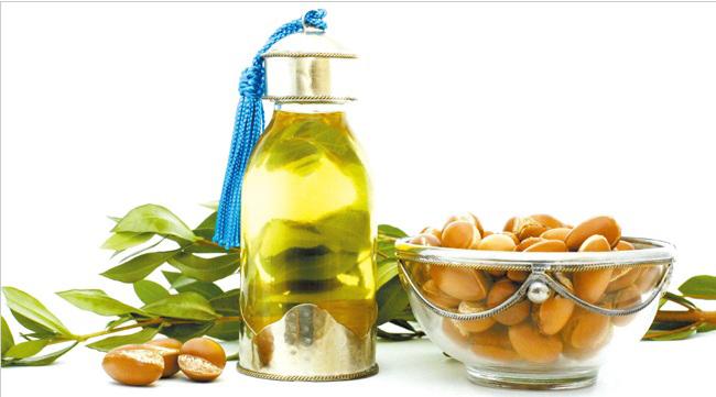 Кондиционер для волос с маслом арганы