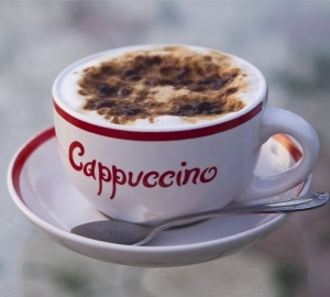 Корейский кофе Белый шоколад Карамель