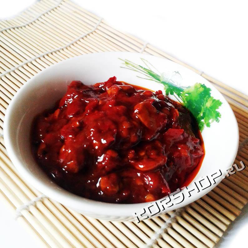 Соевая чили-паста Тобадзян (Chili Bean Paste) - душа сычуаньской кухни