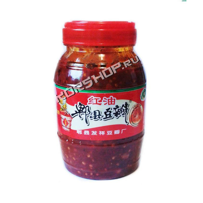 Соевая чили-паста Тобадзян пр-ва Китай - душа сычуаньской кухни