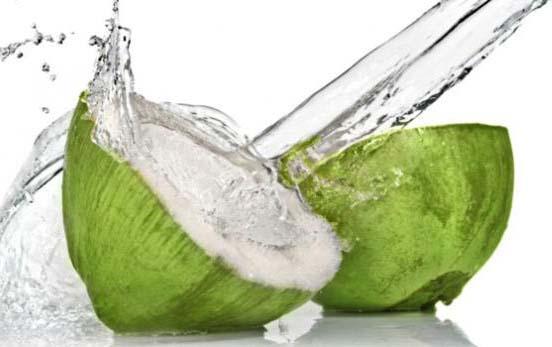 Кокосовое молоко с кокосовой водой
