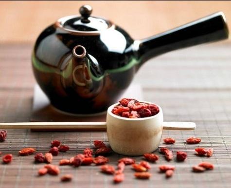 Чай ягоды годжи