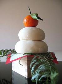 Кагамоти - моти на новый год