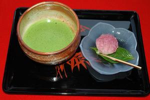 Чайная церемония китайский чай матча