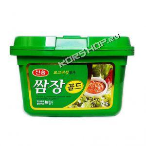 Смешанная острая соевая паста Самдян в экономичных упаковках