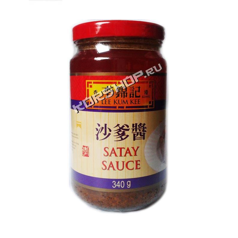 Сатай соус (Satay sauce) фото с рецептом