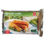 Греческие роллы с ароматными травами, шпинатом и сыром Фета, TAKE 300 г
