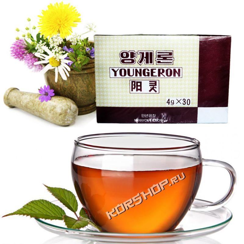корейский чай для похудения отзывы