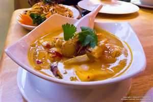 рецепты с желтым карри из таиланда
