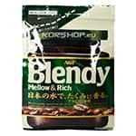 Кофе растворимый (особый вкус) Килиманджаро Blendy AGF (м/у), Япония, 90 г