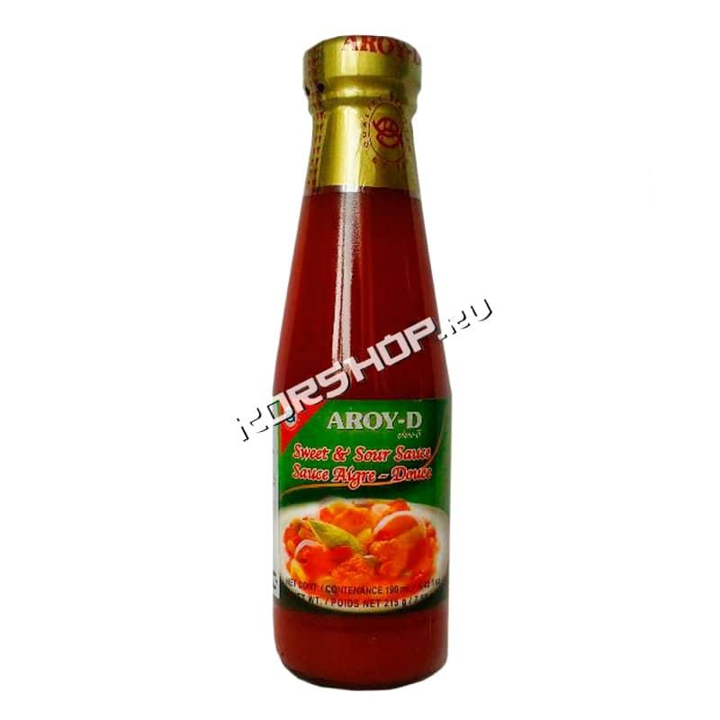 кисло сладкий соус из томатной пасты