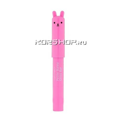 "Блеск для губ Petite Bunny Gloss Bar Tony Moly 02 ""Виноград"", Корея, 2 г"