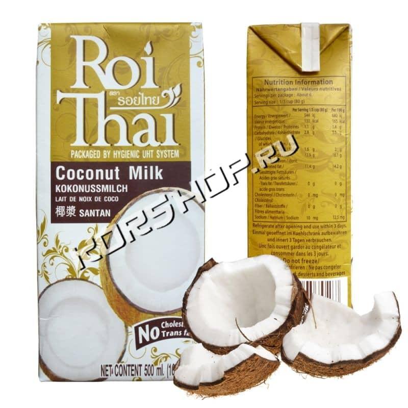 Кокосовое молоко Roi Thai 1 л...