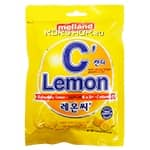 Карамель Lemon C Melland, Корея, 100 г
