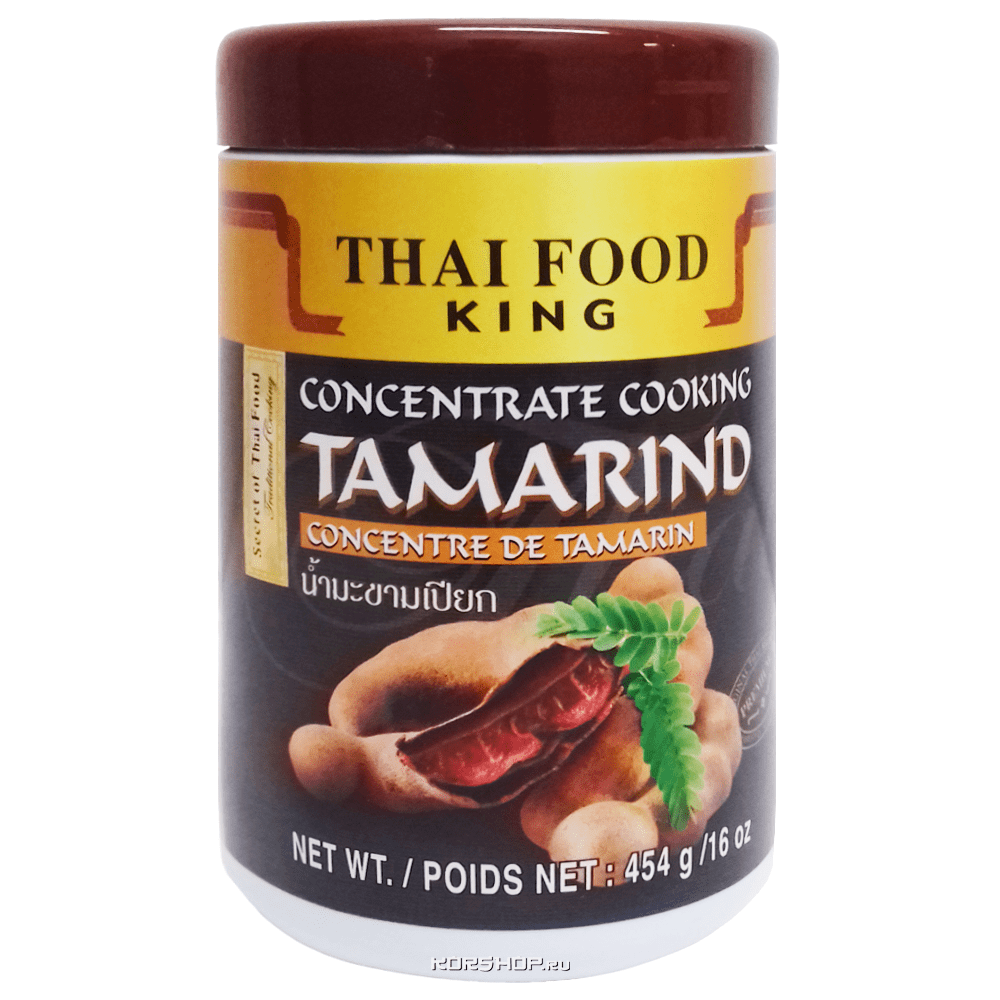 Концентрат тамаринда Thai Food King, Таиланд, 454 г