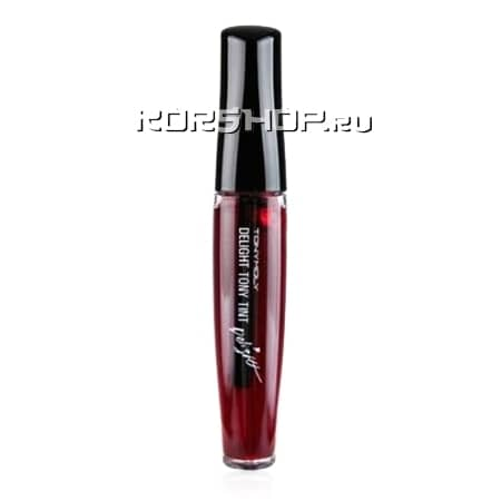 Тинт для губ Tony Moly Delight Tony Tint 02 Red, Корея, 8,3 мл