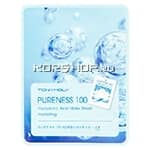 Маска для лица с гиалуроновой кислотой Pureness 100 Hyaluronic Acid Mask Sheet Tony Moly, Корея, 21 мл