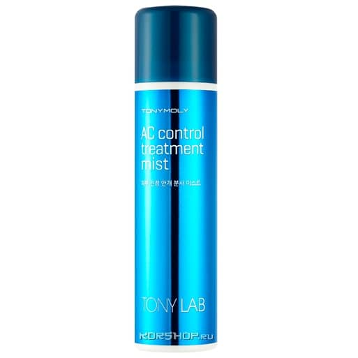 Мист для лица Tony Lab AC Control Treatment Mist, Корея, 100 мл