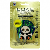Маска для лица с экстрактом слизи улитки LUKE Snail Essence Mask, Корея, 21 г