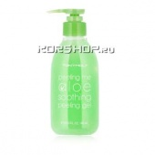 Пилинг гель для лица c алоэ Peeling Me Aloe Soothing Gel Tony Moly, Корея, 160 мл