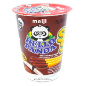 Печенье Stick Stick Chocolate Hello Panda Meiji, Индонезия, 20 г